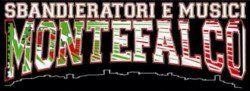 sbandieratori e musicisti MONTEFALCO logo