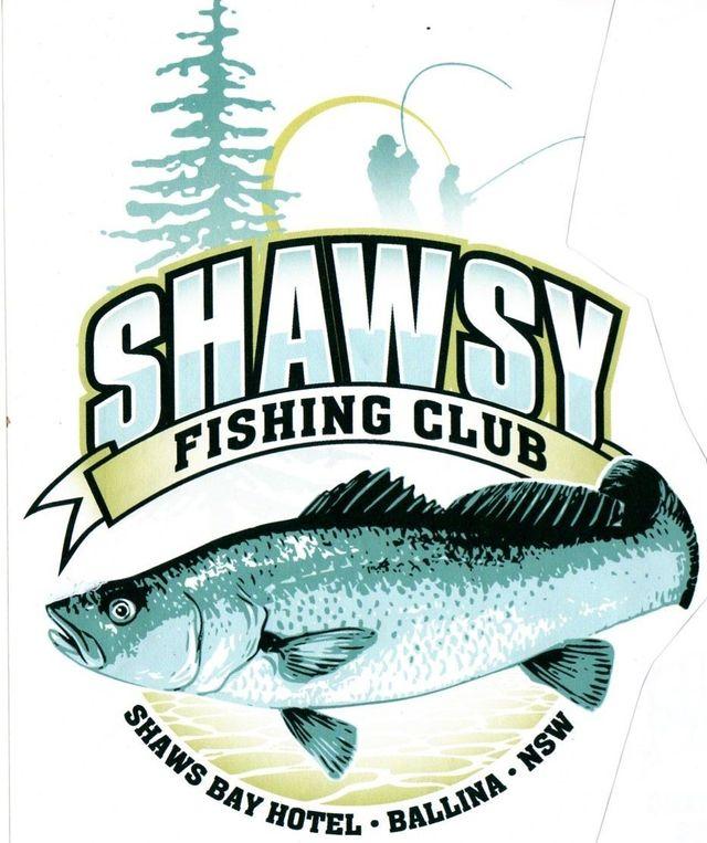 Shawsy fishing club  logo