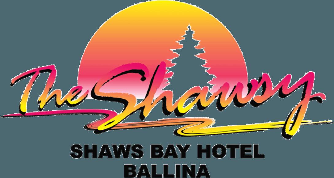 SHAWS BAY HOTEL logo