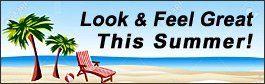 Summer Massage & Spa Treatments