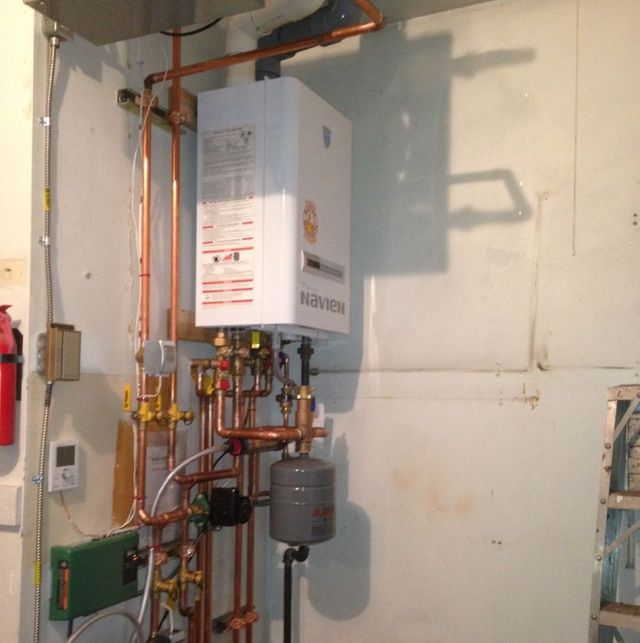 Central heating maintenance by our heating company in Anchorage, AK