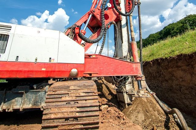 vertical drilling