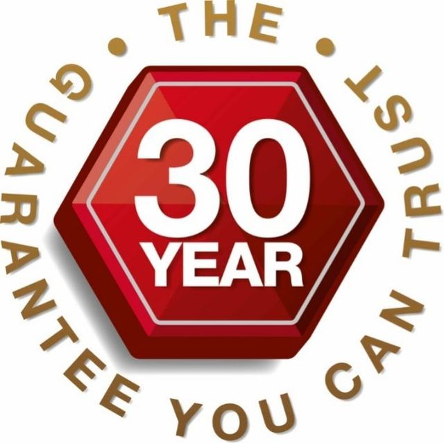 30 year guarantee on damp proofing works