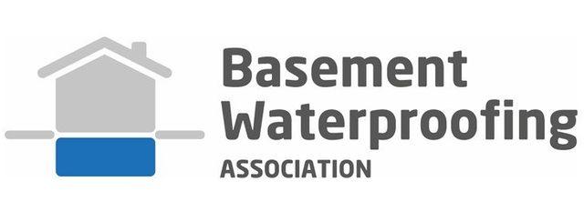 Basement Waterproofing Association logo