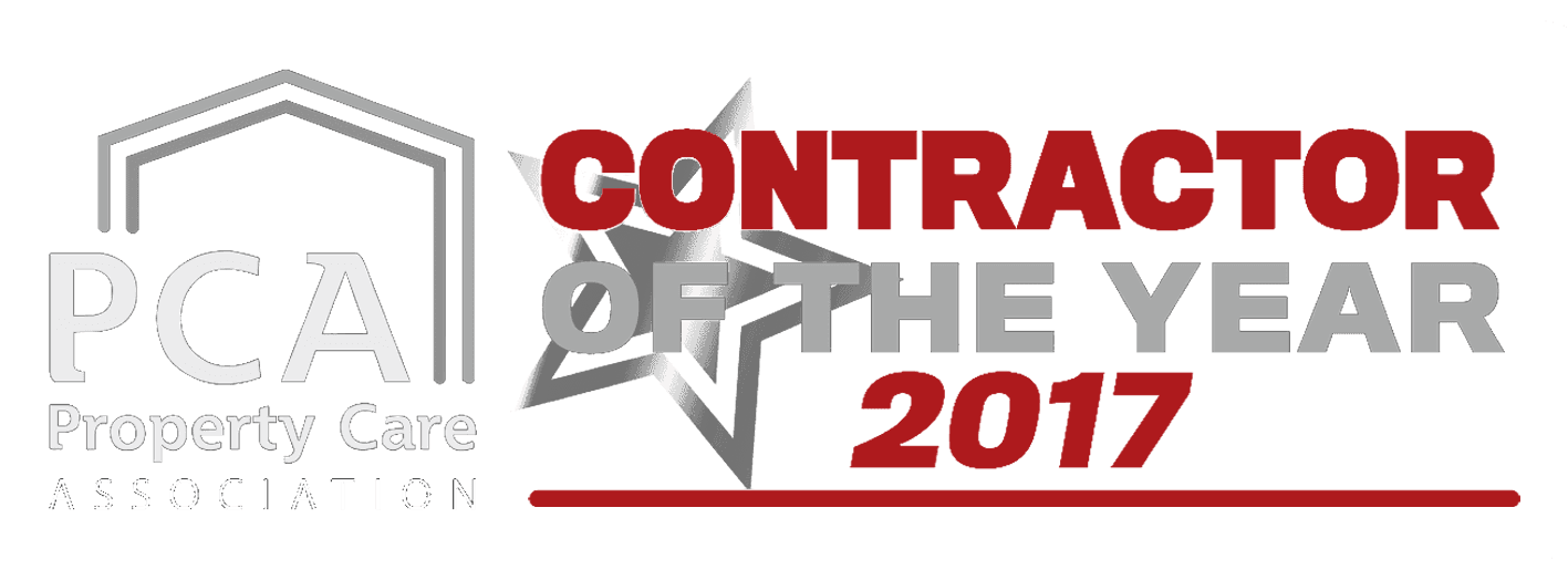 PCA Property Care Contractor of the year 2016