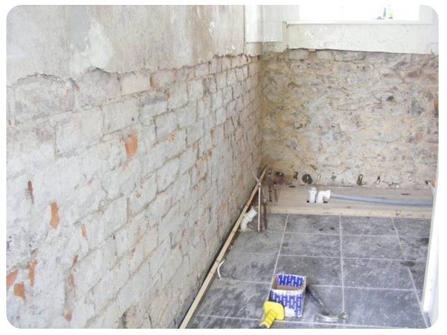 damp proofing course