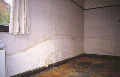 Rising damp treatment in scotland richardson starling - Damp proofing paint for exterior walls ...