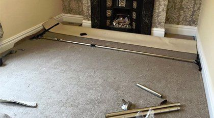 Expert Carpet Fitting In Oswestry