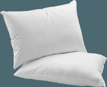 cuscino con imbottitura in gommapiuma