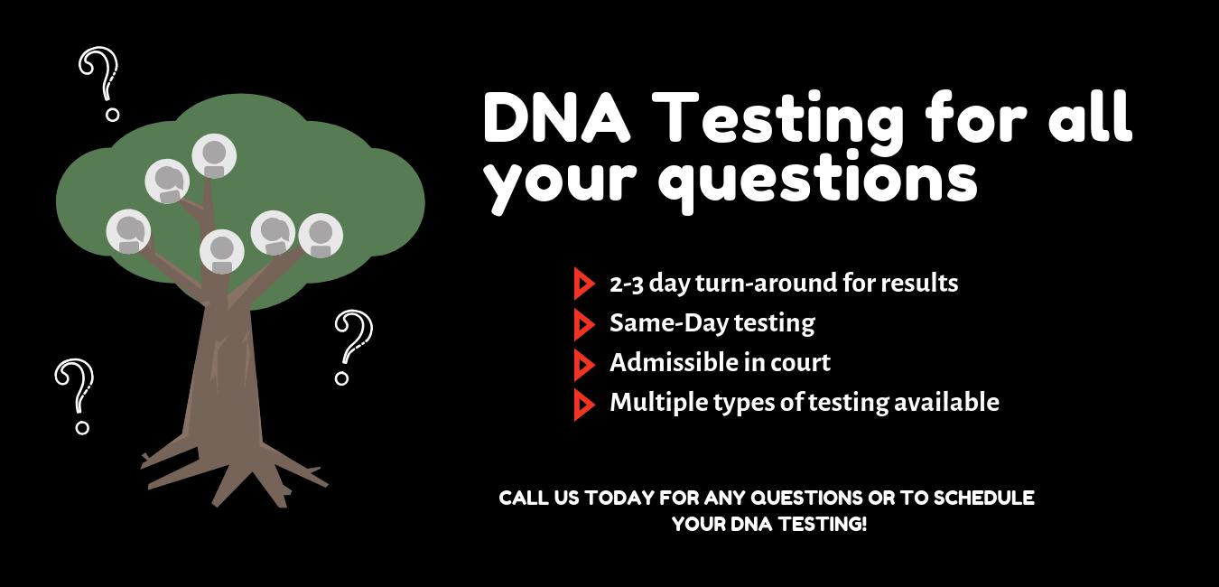 DNA Testing | Phoenix, AZ | USCCI Inc