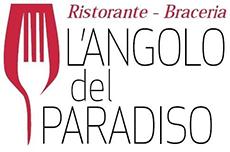L'ANGOLO DEL PARADISO RISTORANTE BRACERIA PIZZERIA-Logo