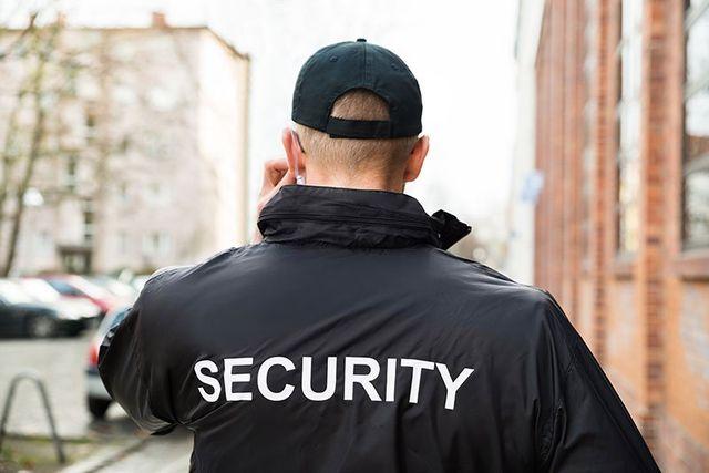 Specialista di una agenzia di sicurezza e di protezione personale