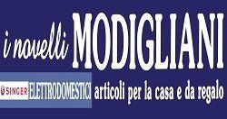 I NOVELLI MODIGLIANI - logo