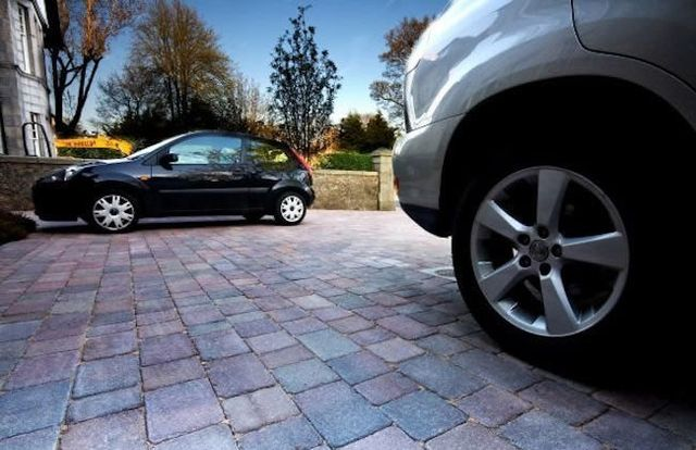 Driveway paving, repair and maintenance