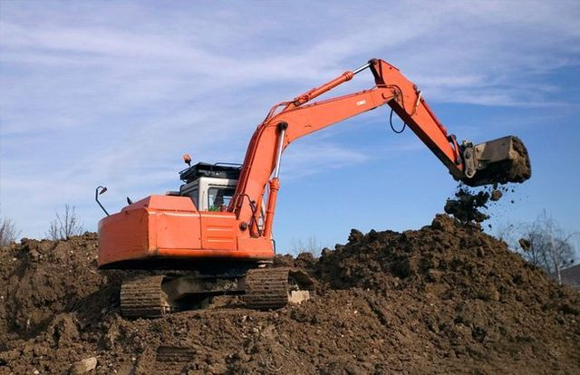 professional excavation  and site preparation