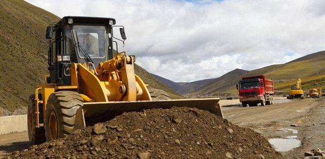 Site preparation, excavation