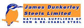 James Dunkerley Steels Ltd logo