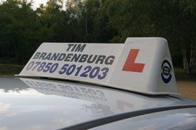 Air conditioned car - Guildford, Surrey - Tim Brandenburg Driving School - cars