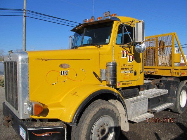 D And D Trailers >> D And D Machinery Movers