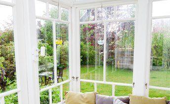 Double glazed conservatory windows