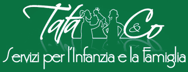 TATA & CO. snc - SERVIZI PER L'INFANZIA E LA FAMIGLIA - LOGO