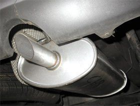 Car exhausts - Bracknell, Berkshire - Berkshire Tyre & Exhaust Centre  - Exhausts