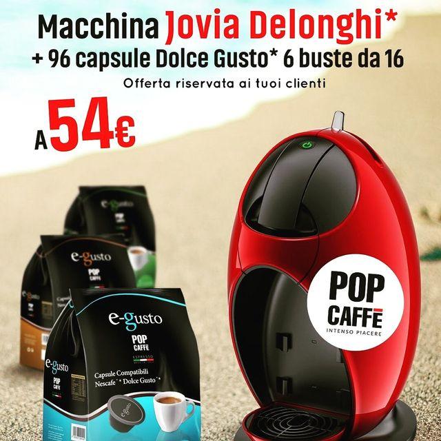 offerta macchina caffè Delonghi