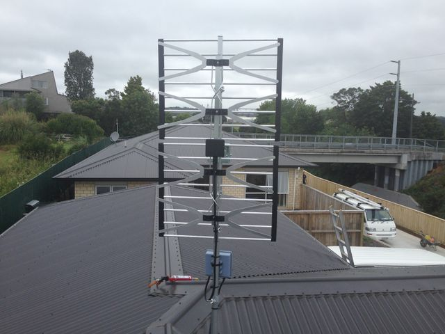 Satellite installations in Manukau and Franklin areas