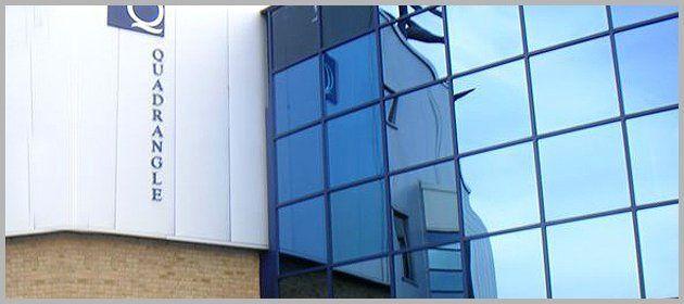 Car window tinting - Washington, Tyne and Wear - Tints Window Tinting - tinted building