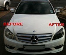 Privacy window film - North East - Tints Window Tinting - Mercedes-Benz
