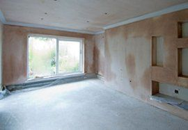 rendering - Northants - AD Plastering -