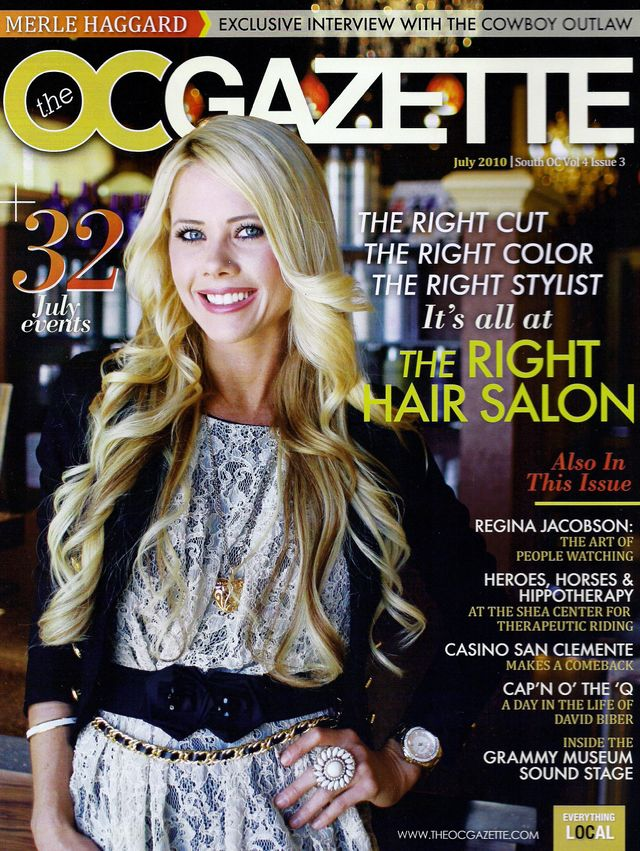 Best Hair Salon Ladera Ranch, Mission Viejo, and Orange County