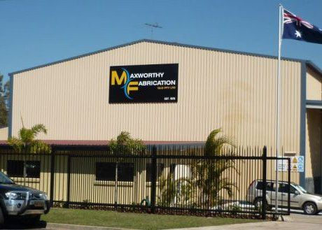 maxworthy fabrication qld pty ltd store
