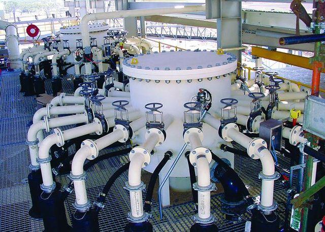 distributor manifold