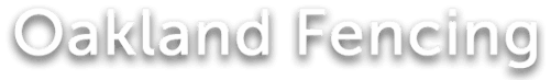 Oakland Fencing logo