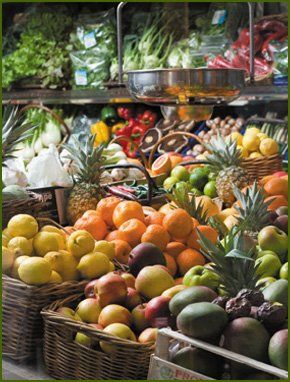 Greengrocers - Fresh Fruit and Vegetables | J Burgess ...