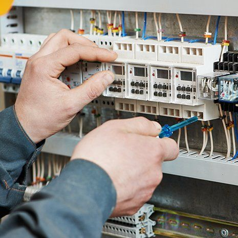 commercial fuse board repair