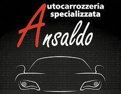 Autocarrozzeria specializzata ANSALDO logo