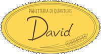 PANETTERIA DAVID - LOGO