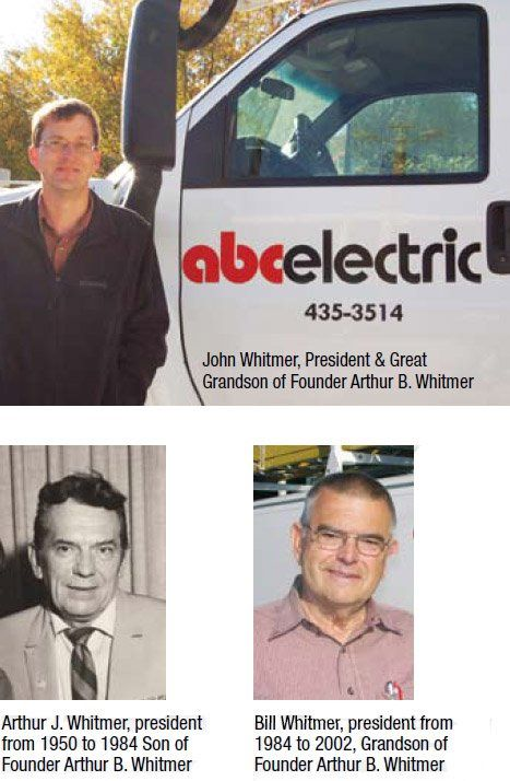 John Whitmer is a commercial electrical contractor in Lincoln, NE