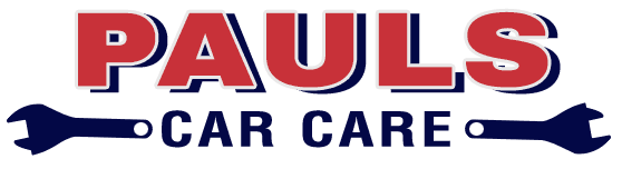 Paul's Car Care logo