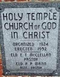 ea716b8c72d0 About Our Church. Holy Temple Church of God In Christ ...