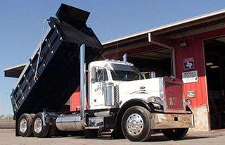 Dump Trucking Fayetteville, NC