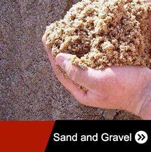 Sand & Gravel, Fayetteville, NC