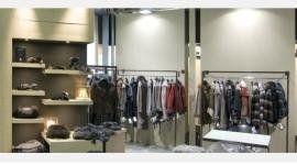 Showroom abbigliamento