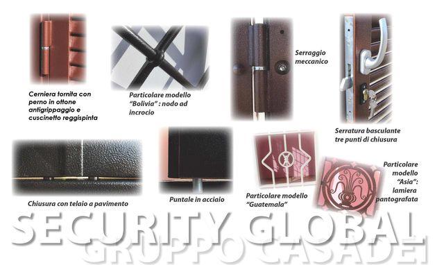 Security Global Accessori