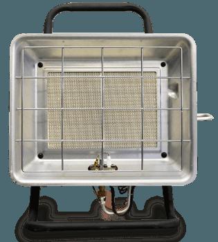 Site heater