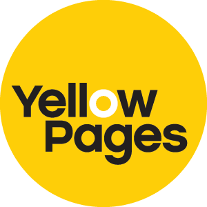 yellow pages social icon