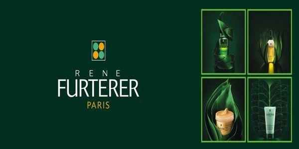 creme a marchio RENE FURTERER Paris