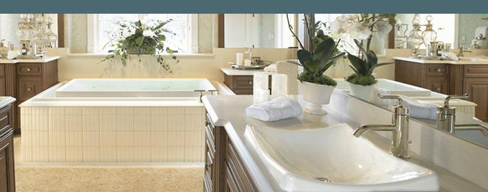 Eclectic Bathroom Suite